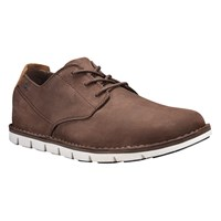 Timberland Tideland Leather Trainers Medium Brown