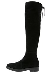 Pieces Psdarby Platform Boots Black
