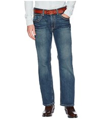 Ariat M5 Low Rise Straight Leg In Gulch Gulch Jeans Blue