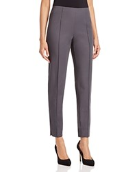 Basler Techno Ankle Pants Gray