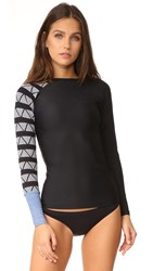 Seea Doheny Rash Guard Multi