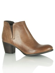 Daniel Weapon Ankle Boots Grey