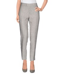 Band Of Outsiders Trousers Casual Trousers Women Grey