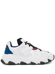 Ash Eagle Chunky Sneakers White