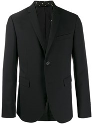 Fendi Tailored Blazer Black