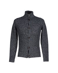 Seventy By Sergio Tegon Knitwear Cardigans Men Grey