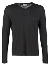American Vintage Long Sleeved Top Noir Black
