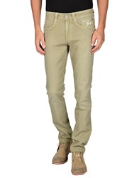 9.2 By Carlo Chionna Jeans Light Green