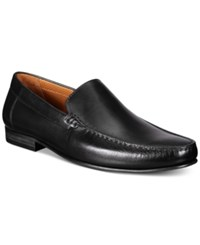 Tasso Elba Men's Gino Loafers Only At Macy's Men's Shoes Black