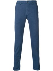 Re Hash Classic Chinos Blue
