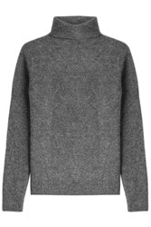 Marc By Marc Jacobs Turtleneck With Merino Wool Grey
