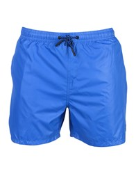 Fk Project F K Swim Trunks Bright Blue