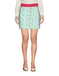 Agatha Ruiz De La Prada Mini Skirts Green