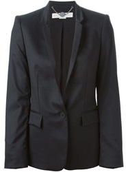 Stella Mccartney Classic Blazer Black