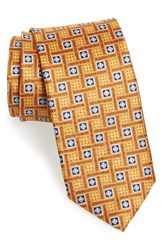 Men's J.Z. Richards Geometric Silk Tie
