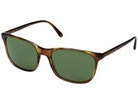 Giorgio Armani 0Ar8089 Striped Brown Crystal Green Fashion Sunglasses