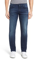 7 For All Mankindr Men's Mankind Straight Luxe Performance Slim Straight Leg Jeans