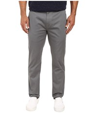Hurley One Only Chino Pants Cool Grey Men's Casual Pants Gray