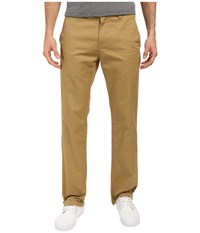 Volcom Frickin Modern Stretch Chino Dark Khaki Men's Casual Pants