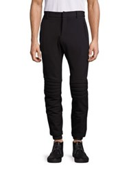 Moncler Solid T Ski Pants Black