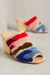 Anthropologie Rachel Comey Dahl Mules Novelty