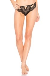 Thistle And Spire Kane Thong Black