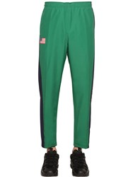Polo Ralph Lauren Freestyle Nylon Pants Green