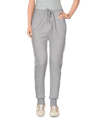 Zoe Karssen Trousers Casual Trousers Women Grey