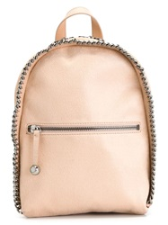 Stella Mccartney 'Falabella' Backpack Pink And Purple