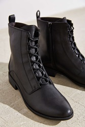 Bc Footwear Connection Lace Up Boot Black