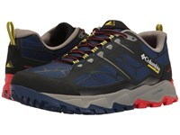 Columbia Trans Alps Ii Cousteau Spicy Men's Running Shoes Blue
