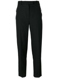 Nina Ricci Side Zip Pants Black