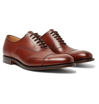 Church's Dubai Polished Leather Oxford Shoes Brown