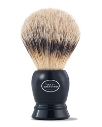 The Art Of Shaving Fine Badger Hair Brush Black