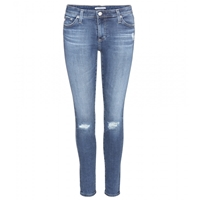 Alexa Chung For Ag Skinny Jeans 11Y Drm