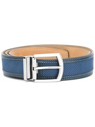Moreschi 'Barth' Belt Blue