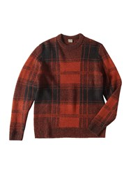 Bench Men's Cartouche Crew Neck Brown