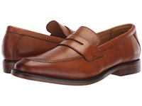 Dockers Harmon Butterscotch Burnished Polished Full Grain Slip On Shoes Brown