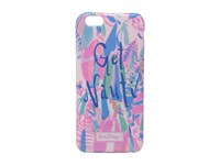 Lilly Pulitzer Iphone 6 Cover Multi Out To Sea Tech Cell Phone Case Pink