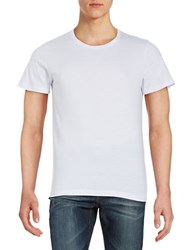 Selected Cotton Tee White