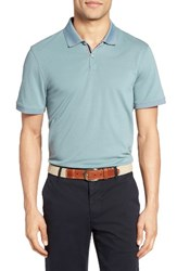 Ag Jeans Men's The Berrian Pique Polo