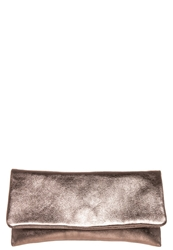 Abro Clutch Brass Gold