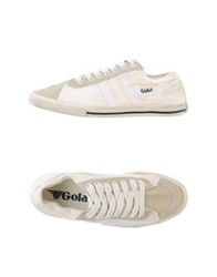 Gola Low Tops And Trainers Purple
