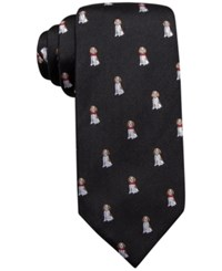 Countess Mara Dog Tie Black