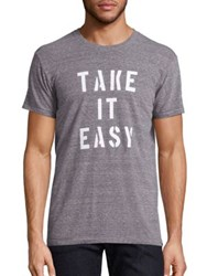 Sol Angeles Take It Easy Heathered T Shirt