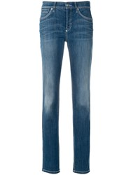 Cambio Classic Skinny Jeans Blue
