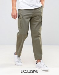 Cheap Monday Loot Trousers Khaki Green