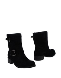 John Bakery Ankle Boots Brown