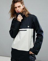 Dc Shoes Snow Rampart Overhead Jacket Black