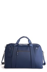 Vessel 'Signature' Large Duffel Bag Blue
